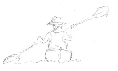 Solitaire des étangs