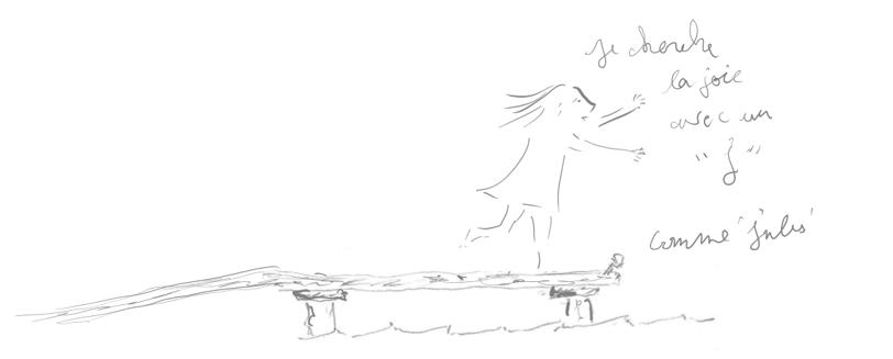 rêveuse des pontons